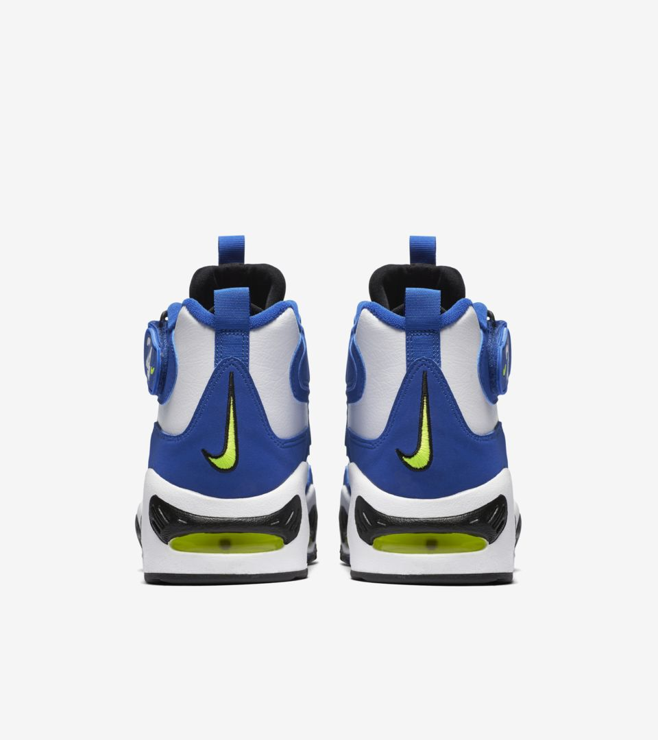 official photos 28923 53e02 Nike Air Griffey Max 1 'Varsity Royal' Release Date. Nike⁠+ SNKRS