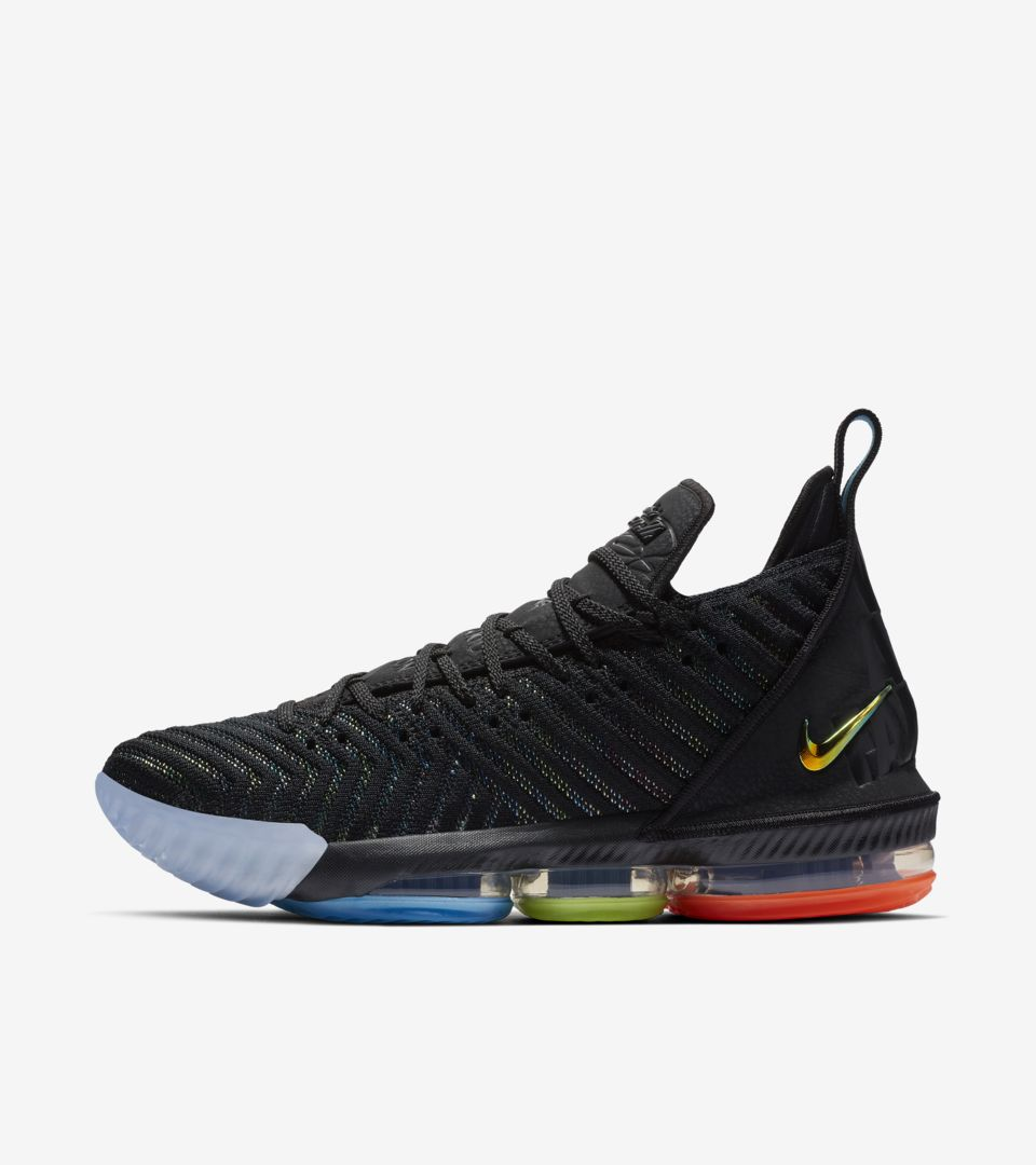 58a46af07a54 Nike LeBron 16  I Promise  Release Date. Nike⁠+ SNKRS