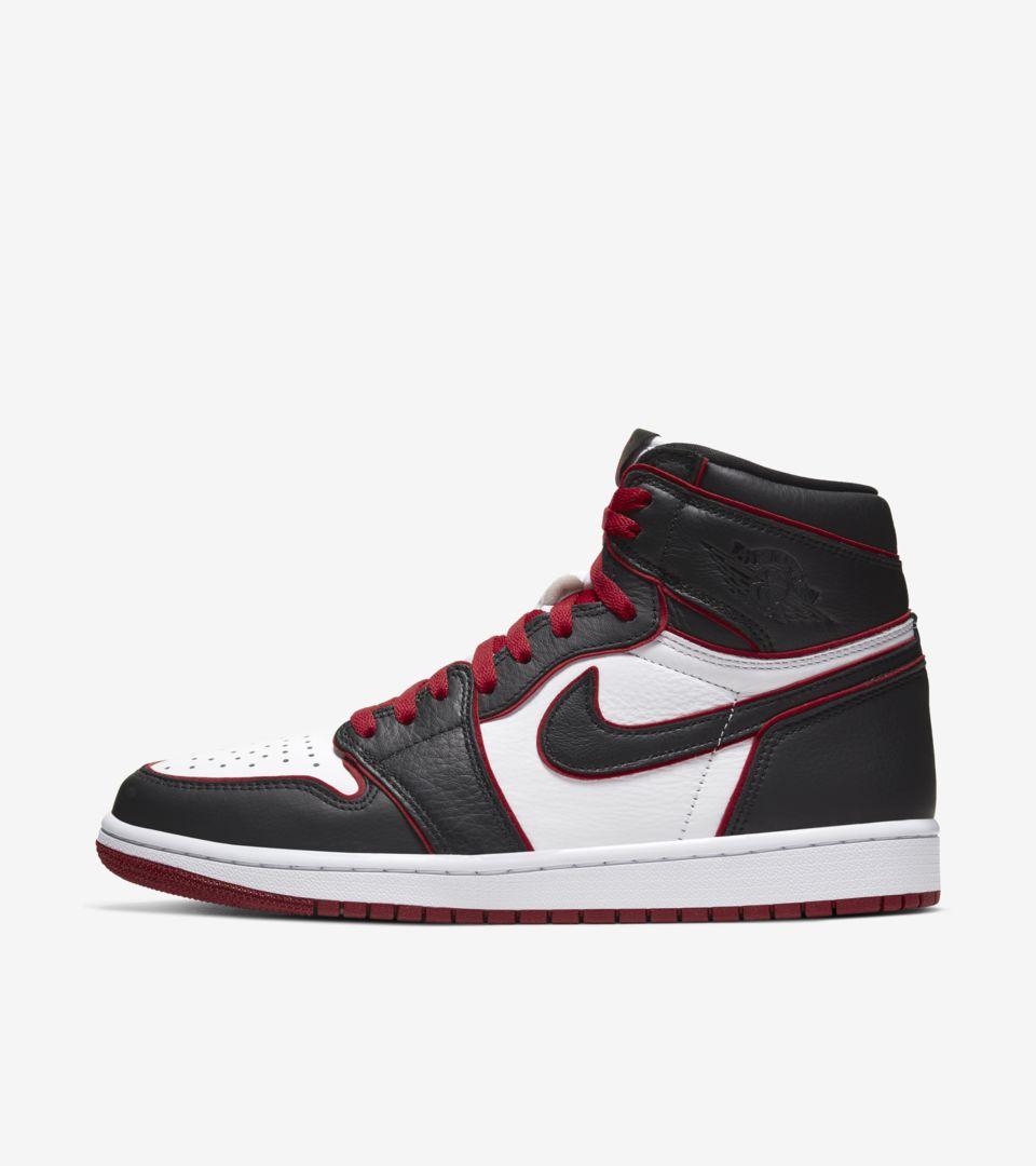 Air Jordan 1 High OG 'Black/Red