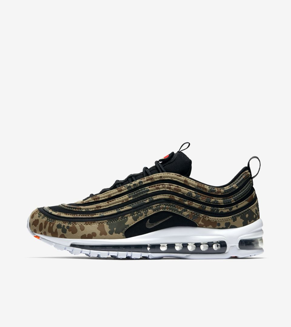 c08eaa6245 Nike Air Max 97 IT 'Metallic Gold & Varsity Red' Release Date ...