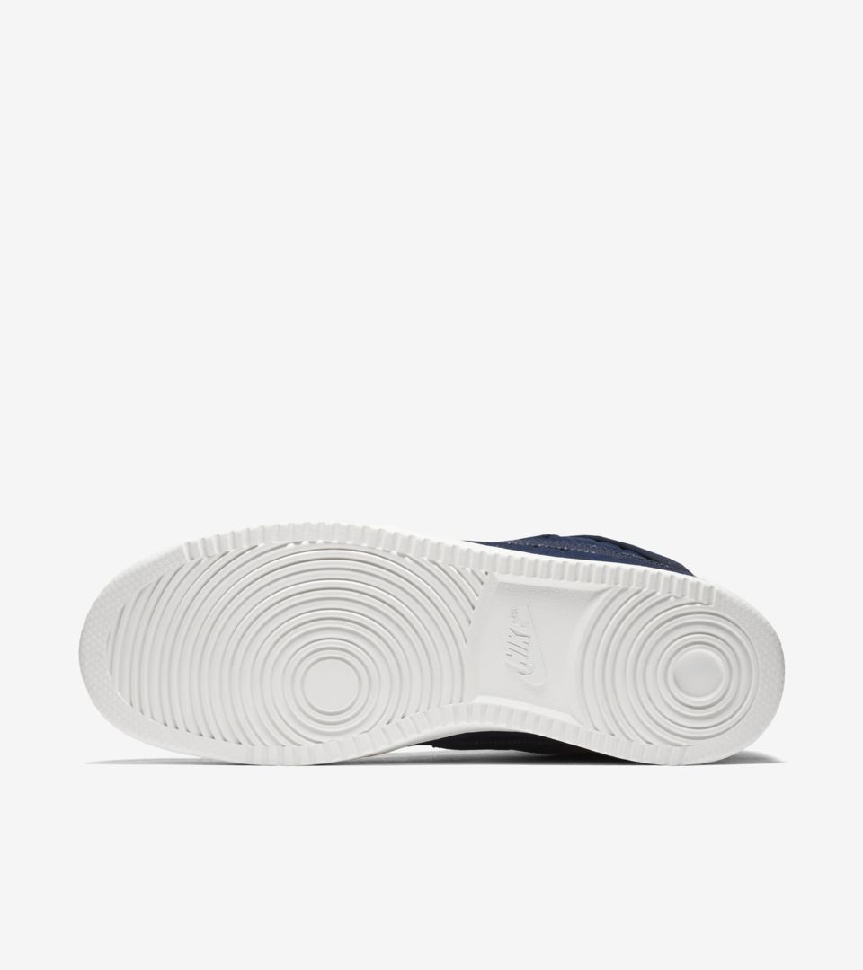 f12a798f862e3d Air Jordan 1 Retro KO  Blue Quilted  Release Date. Nike+ SNKRS