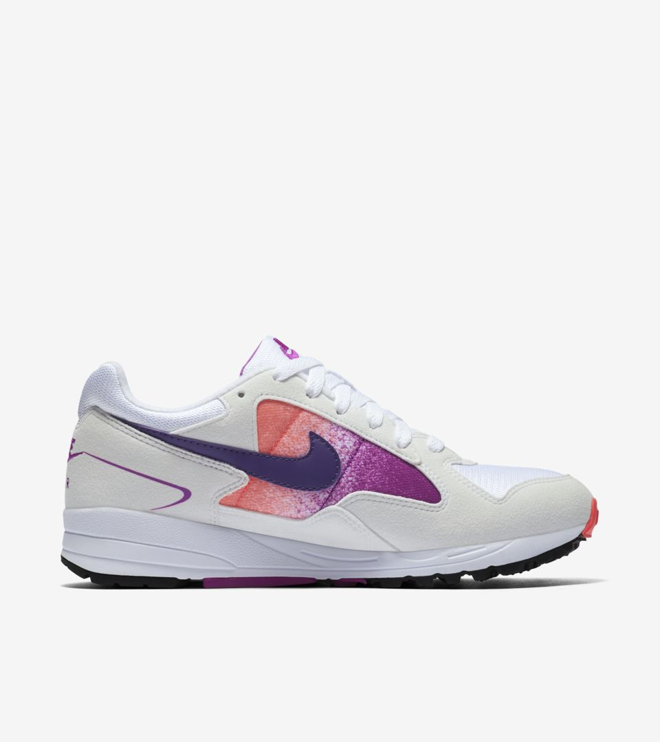 Women's Nike Air Skylon 2 'White & Solar Red' Release Date ...