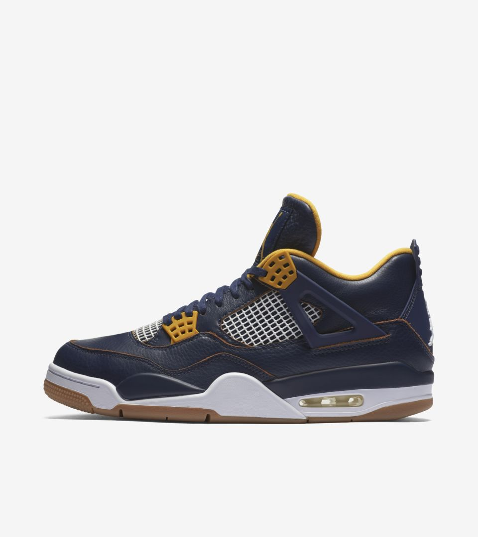 separation shoes 8d2ff 62118 Air Jordan 4 Retro 'Dunk From Above' Release Date. Nike⁠+ SNKRS