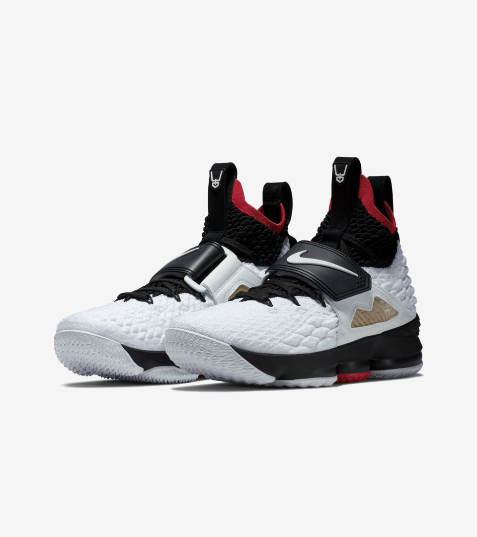 buy popular eb7e2 42052 Nike Lebron 15 'Diamond Turf' Release Date. Nike+ SNKRS