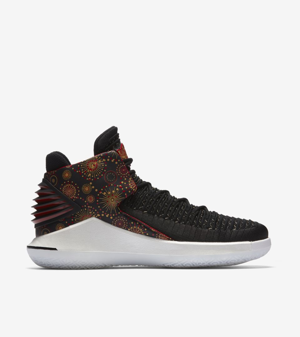 6f5bb91a8814 Air Jordan 32  Chinese New Year  2018 Release Date. Nike⁠+ SNKRS