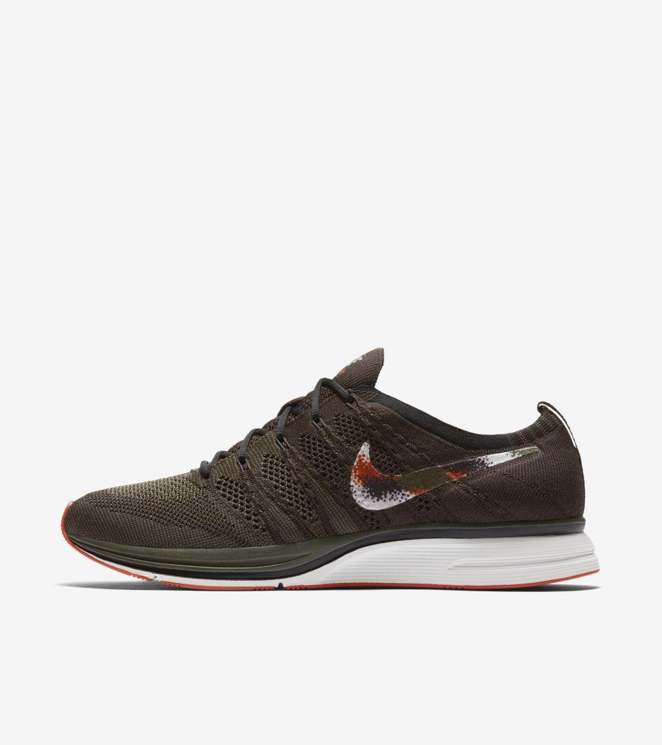 buy popular 76762 7723d Nike Flyknit Trainer  Velvet Brown   Neutral Olive  Release Date ...