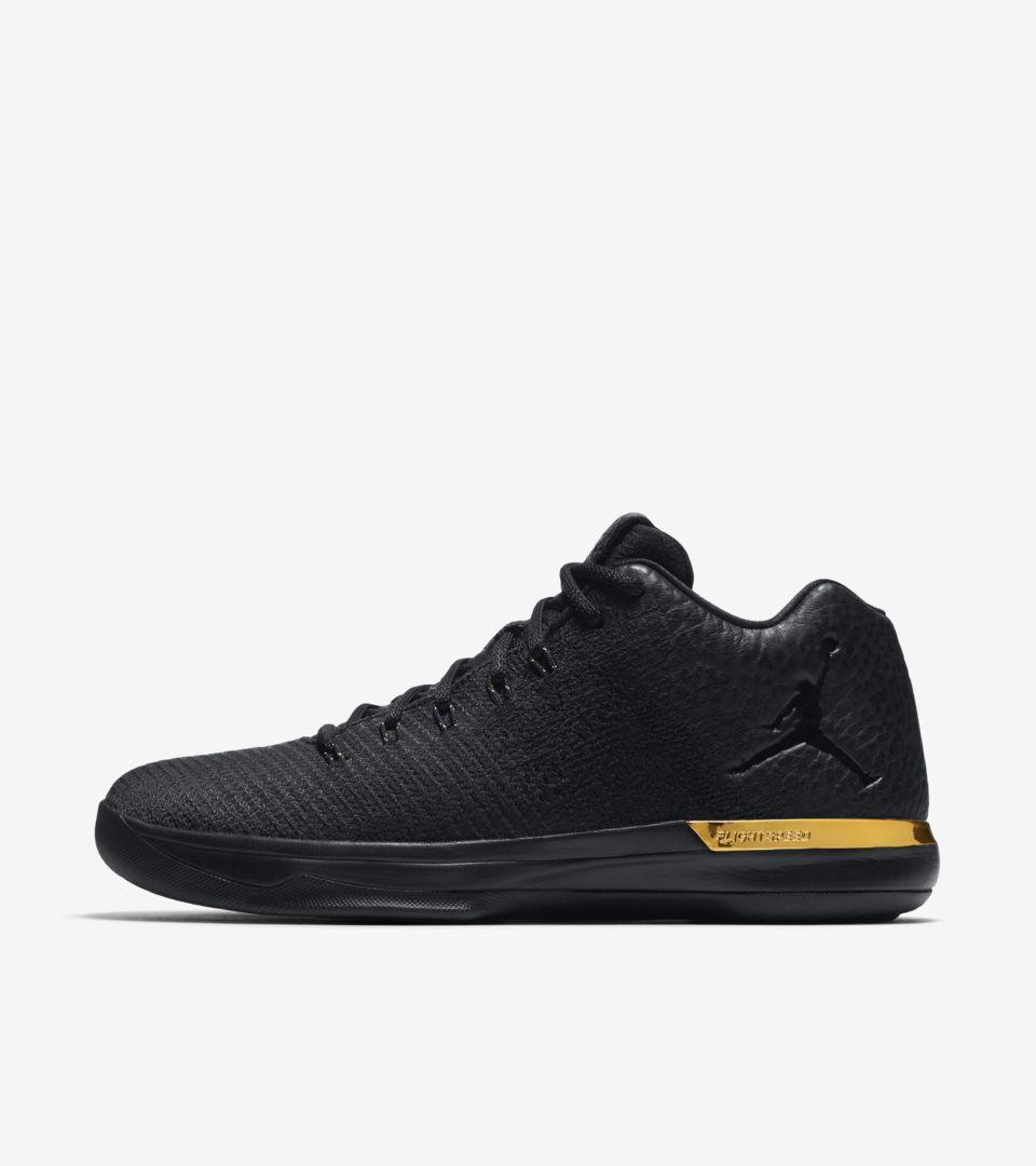 Air Jordan 31 Low 'Black \u0026 Metallic