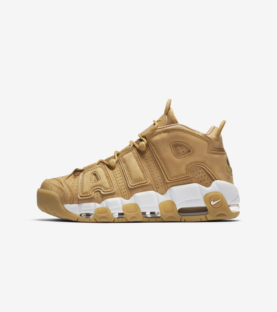 finest selection d0358 da66c Nike Air More Uptempo  Flax  Release Date.. Nike⁠+ SNKRS