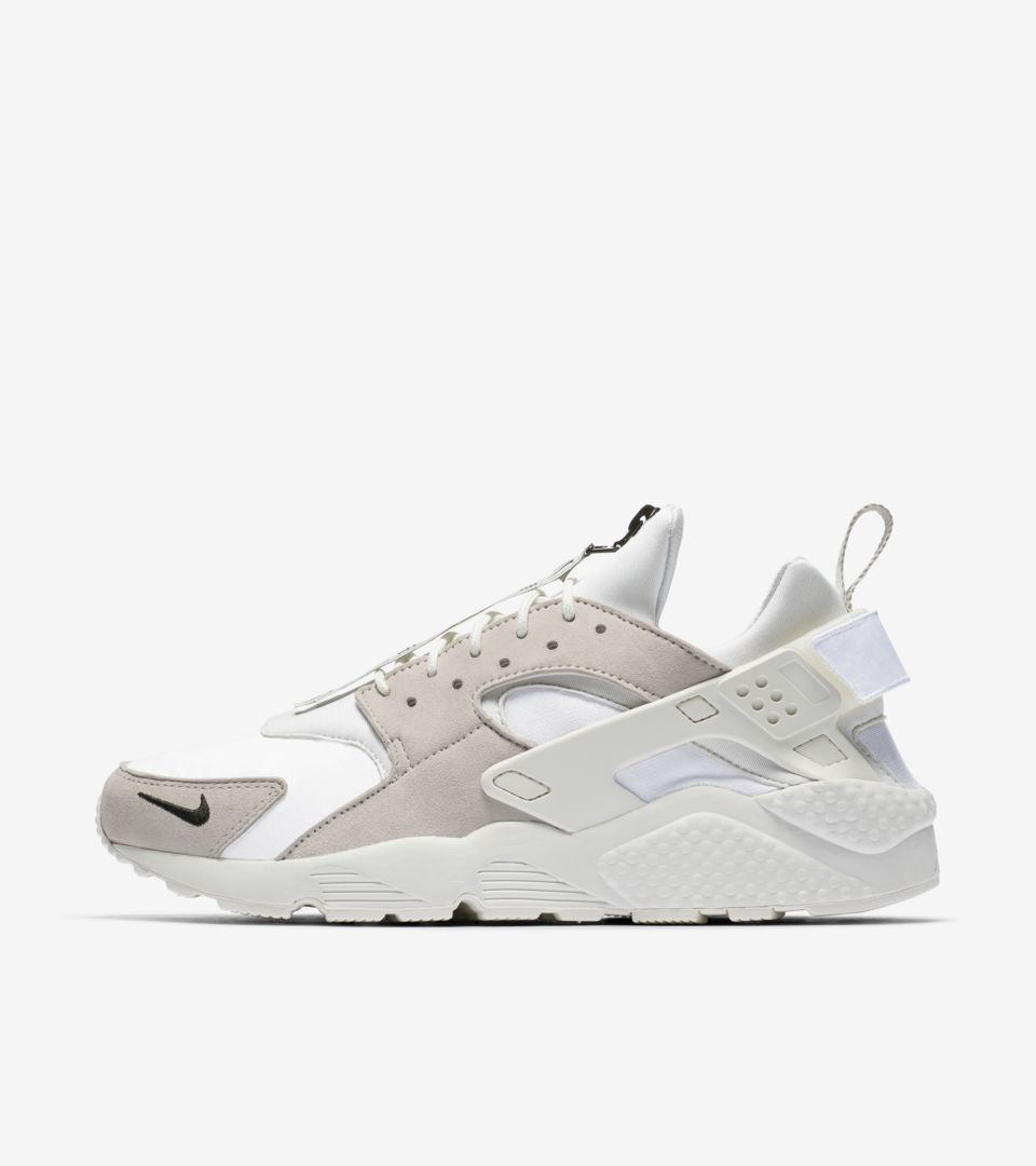 2b74dfb098b Nike Air Huarache All Star 2018  Vast Grey   White  Release Date ...