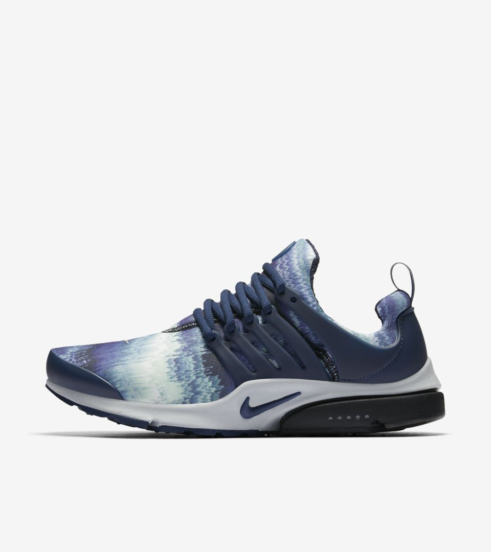 Nike Air Presto Blau GrauOcean FogOcean FogSchwarz Damen