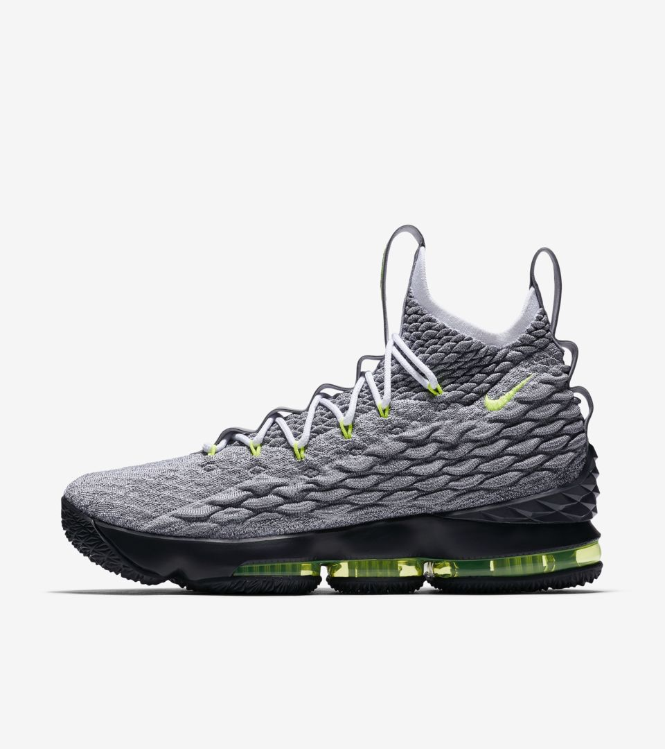 designer fashion 91eb1 26867 Nike Lebron 15 'Air Max 95' Release Date. Nike⁠+ SNKRS