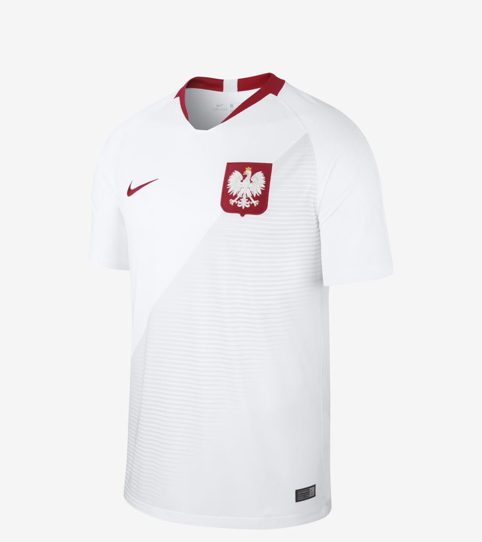 c8cc188e8 2018 Poland Stadium Home Kit. Nike.com GB