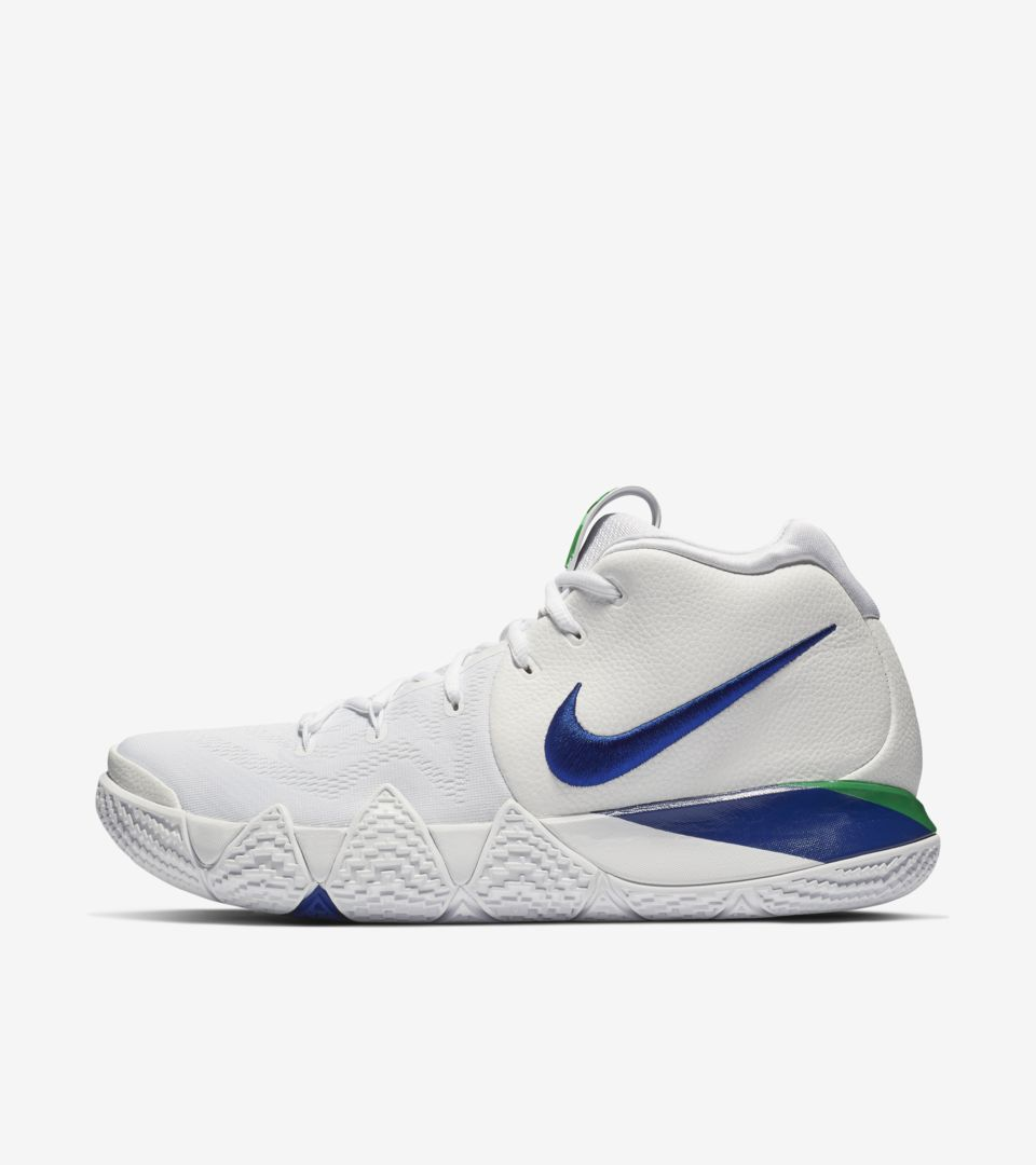 Nike Kyrie 4 'White \u0026amp; Deep Royal