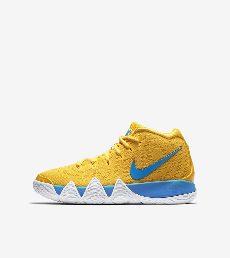 best website 68c93 cc699 Nike Big Kids  Kyrie 4  Kix  Release Date. Nike+ SNKRS