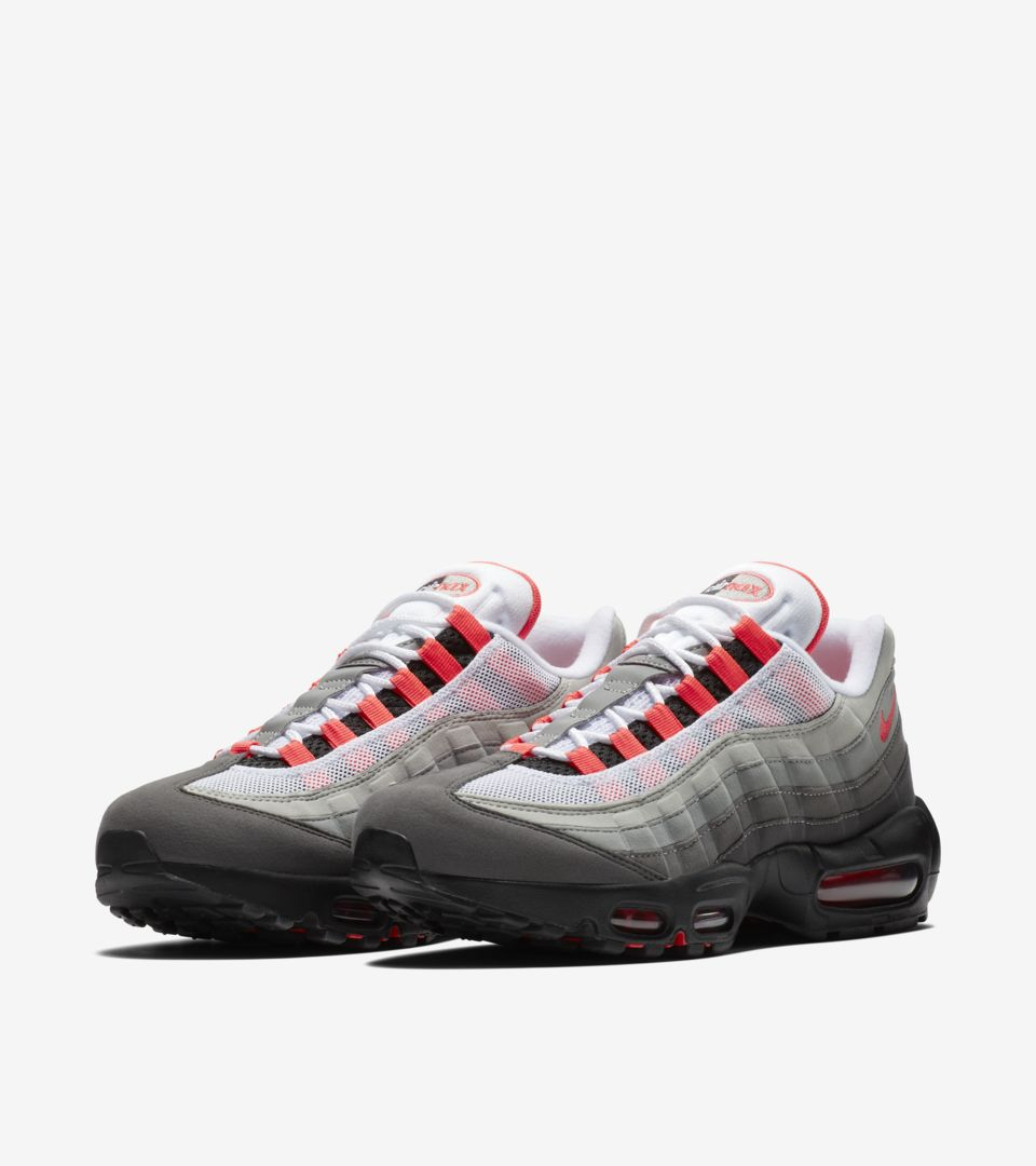 huge selection of 648f2 23889 AIR MAX 95. SOLAR RED