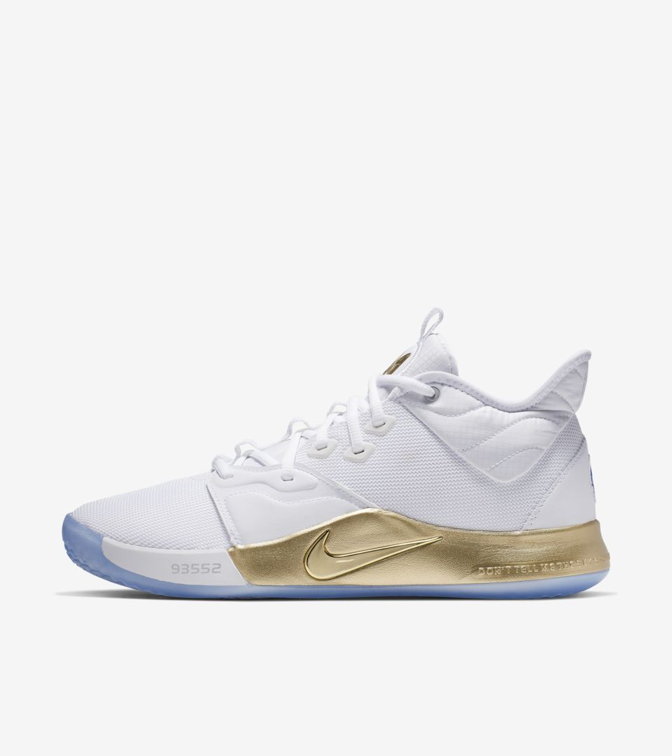 Nasa White/Gold by Nike