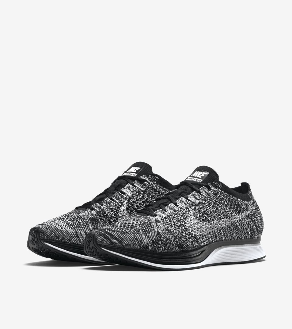 nice shoes no sale tax well known Nike Flyknit Racer 'Cookies & Cream' Release Date. Nike SNKRS