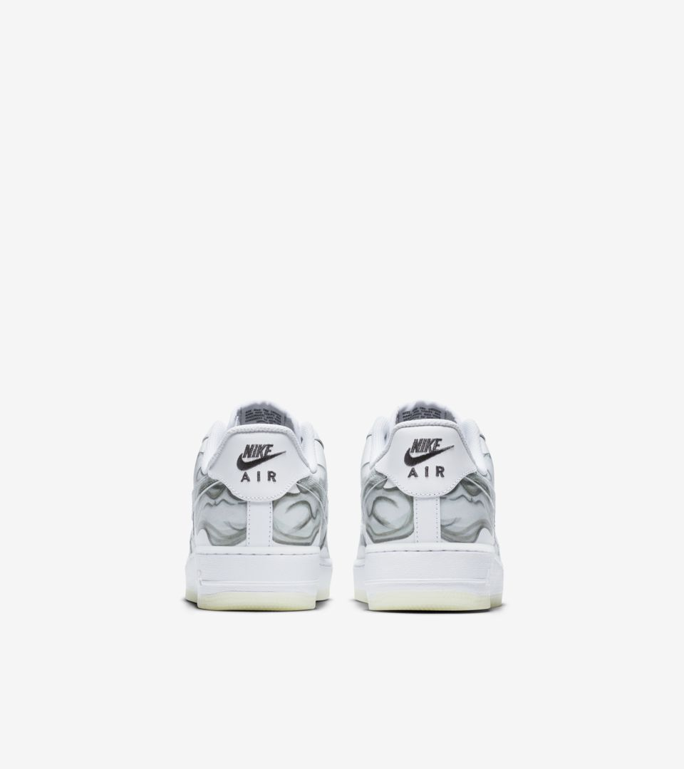 Nike Air Force 1 Skeletal Force White Erscheinungsdatum Nike