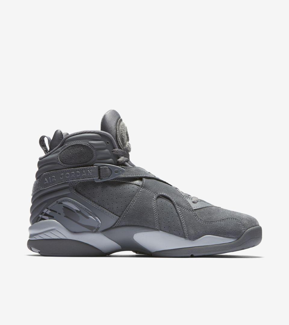 d8801616c7176c Air Jordan 8 Retro  Cool Grey  Release Date. Nike+ SNKRS