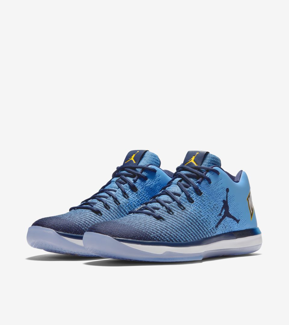 84b5e11132d0 Air Jordan XXXI Low  Marquette . Nike+ SNKRS