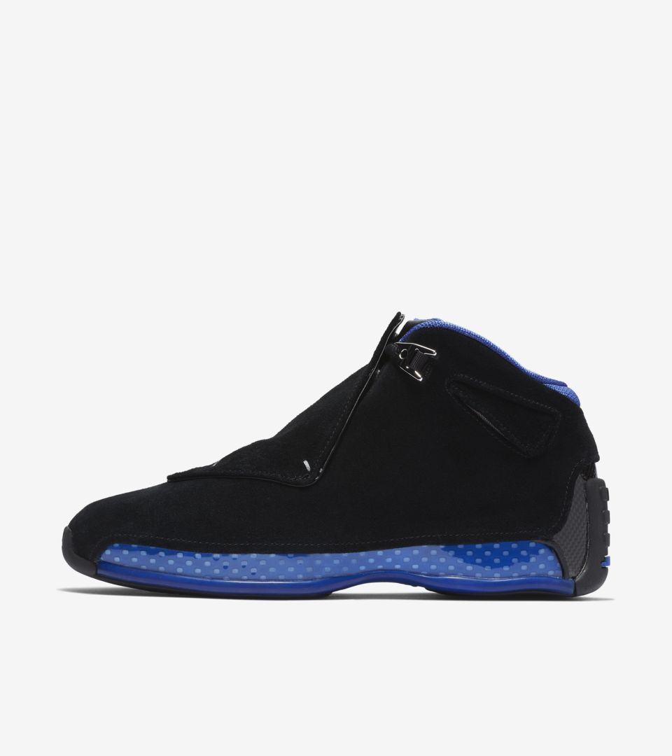 official photos 51cf7 d2546 Air Jordan 18 Retro  OG  Release ...