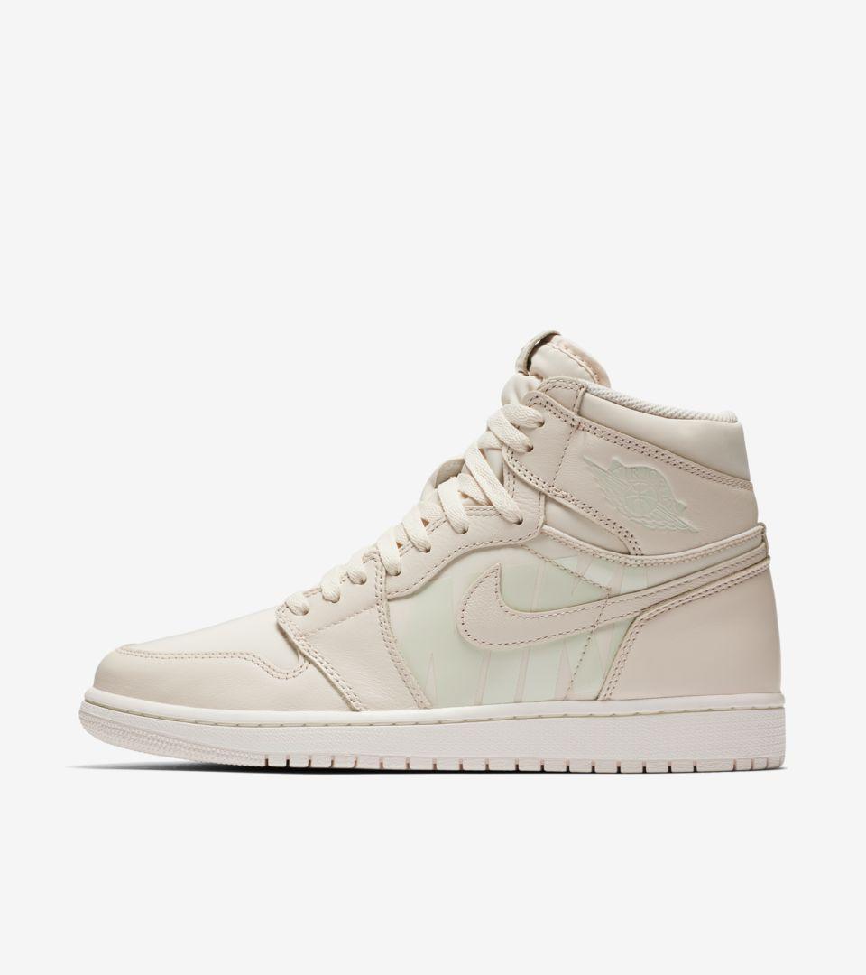 a1ab3de289c766 Air Jordan 1 Retro  Guava Ice   Sail  Release Date. Nike+ SNKRS