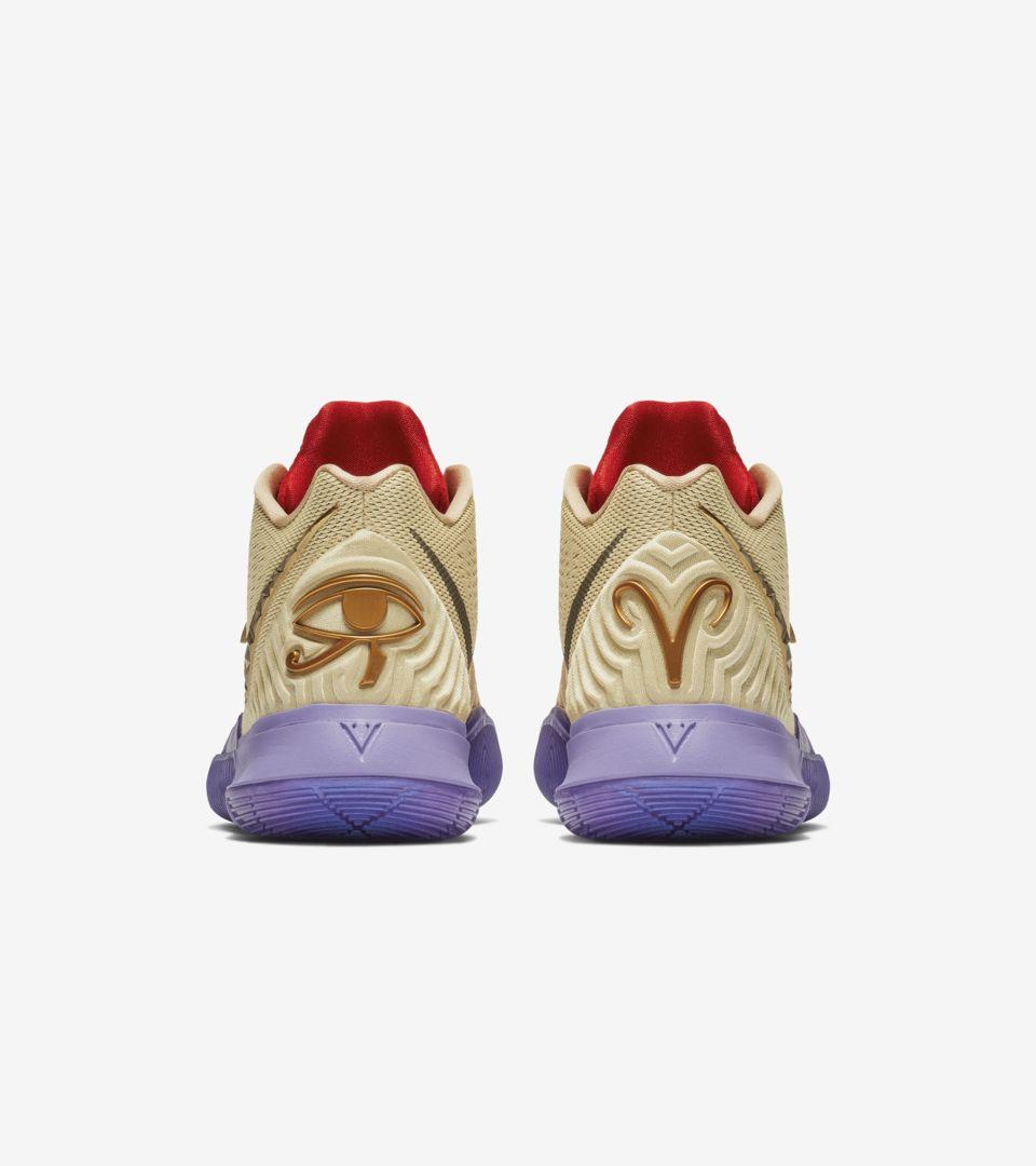26d4f0e58e3 Nike Kyrie 5 Concepts Ikhet  Multicolor  Release Date. Nike+ SNKRS