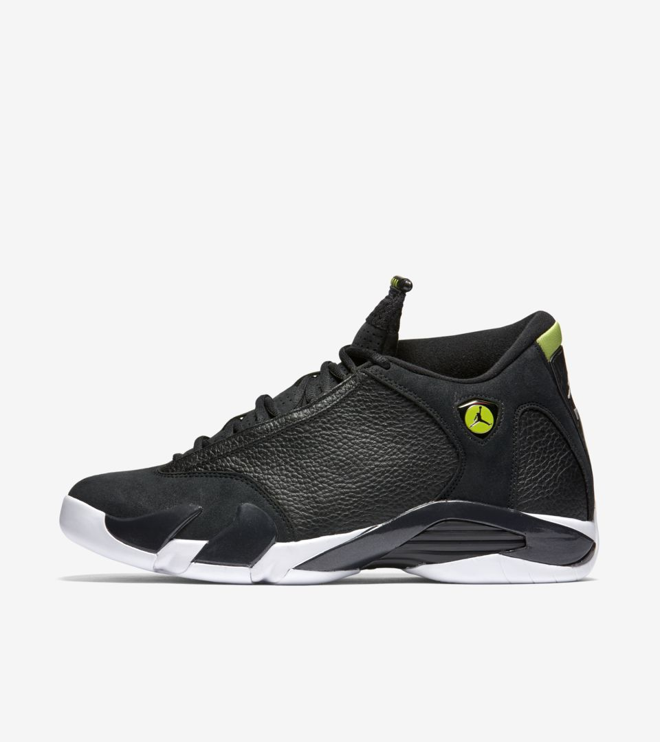 official photos 85d40 0f8ea Air Jordan 14 Retro 'Indiglo' Release Date. Nike⁠+ SNKRS