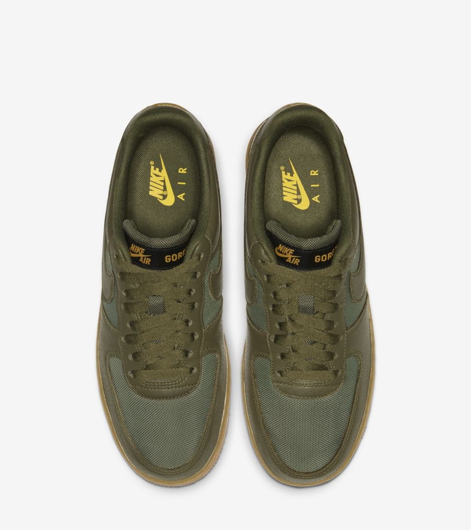 Air Force 1 Low Gore-Tex 'Olive/Sequoia' Release Date