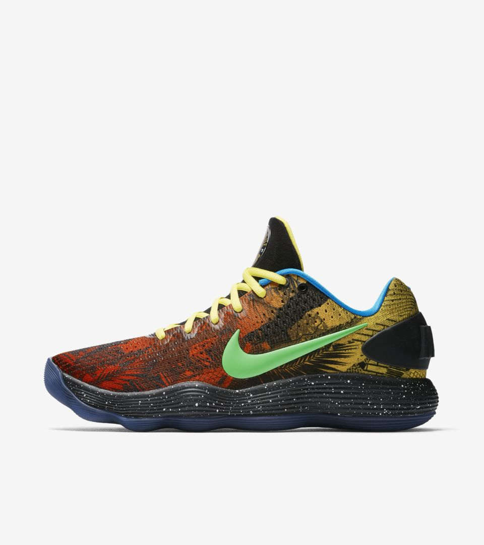 85d89f6e7631 React Hyperdunk 2017 Low  Tale of Two Cities  Release Date. Nike+ SNKRS