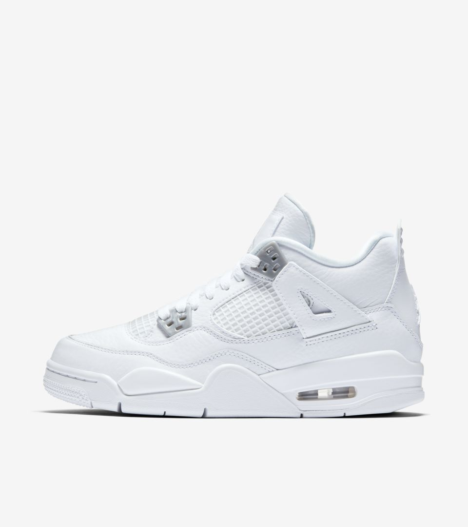 27dcf43351a7 ... Retro  Pure Money  Release Date. BIG KIDS  AIR JORDAN IV