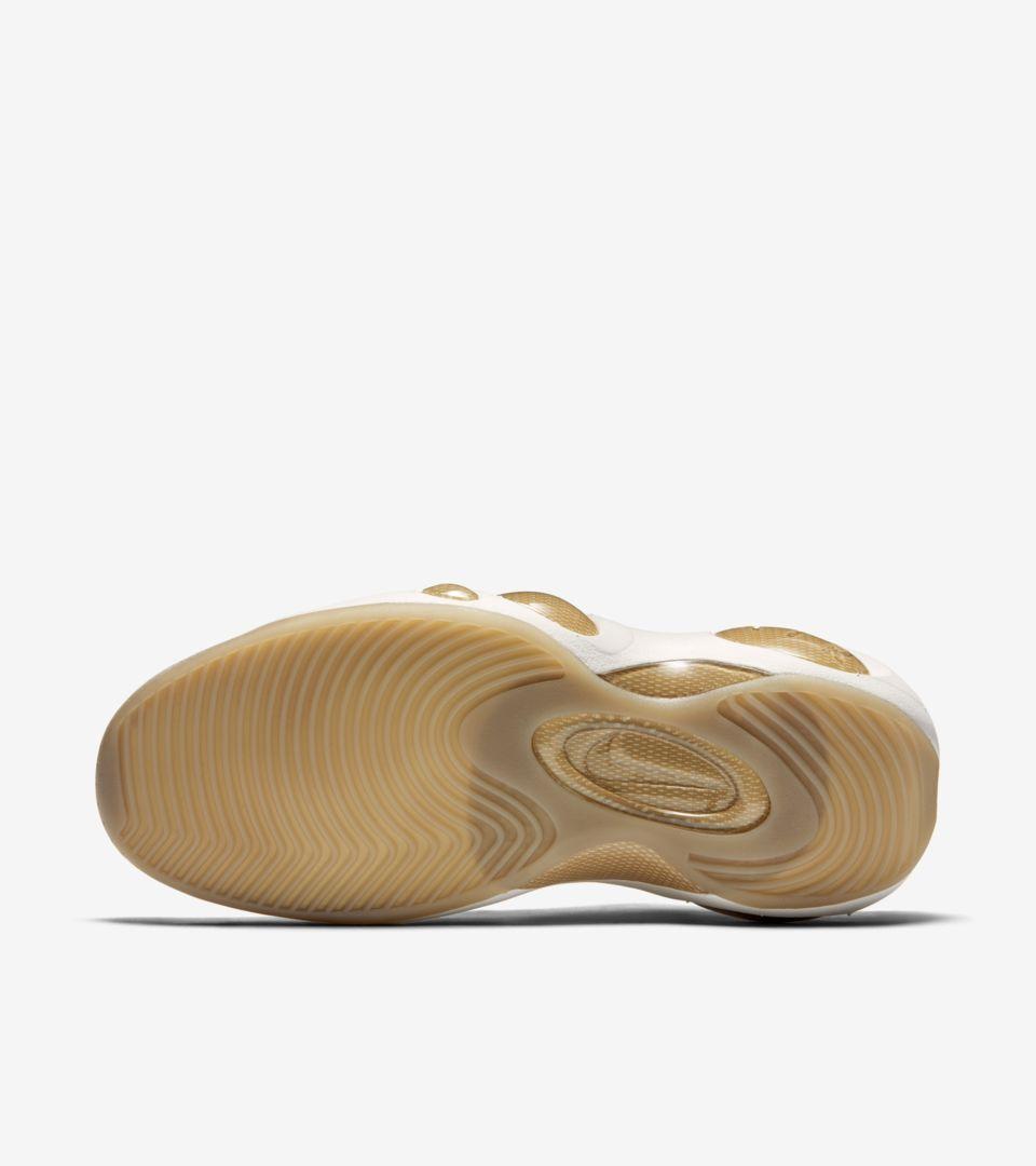 Nike Air Zoom Flight 95 'Black & Sail & Mushroom