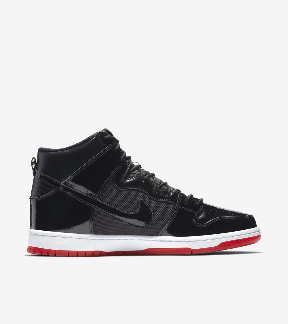 meet 33245 1f86d ... Nike SB Dunk High Jordan 11  Rivals Pack  Release ...