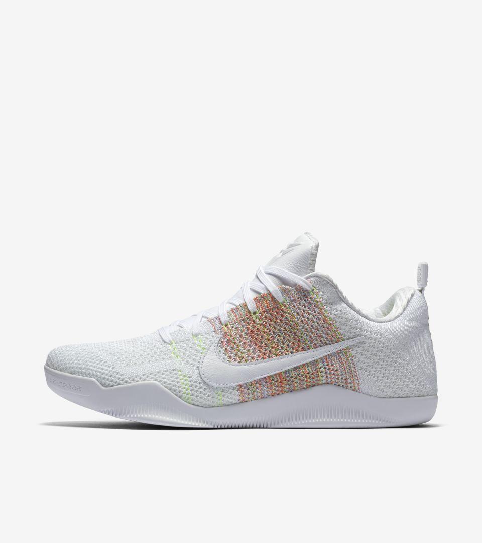 Nike Kobe 11 'White Horse' Release Date