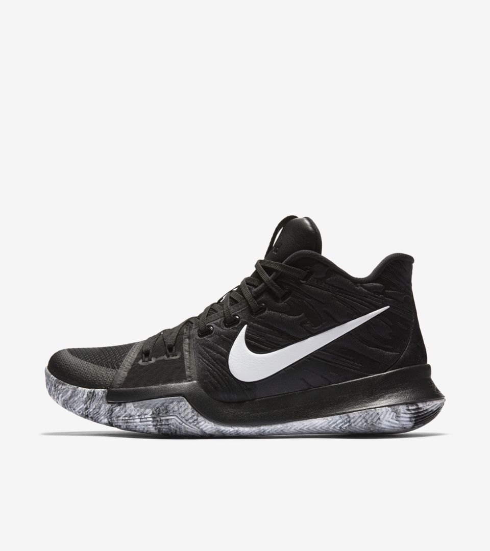 sports shoes c6c68 410d0 Nike Kyrie 3 BHM 2017. Nike⁠+ SNKRS