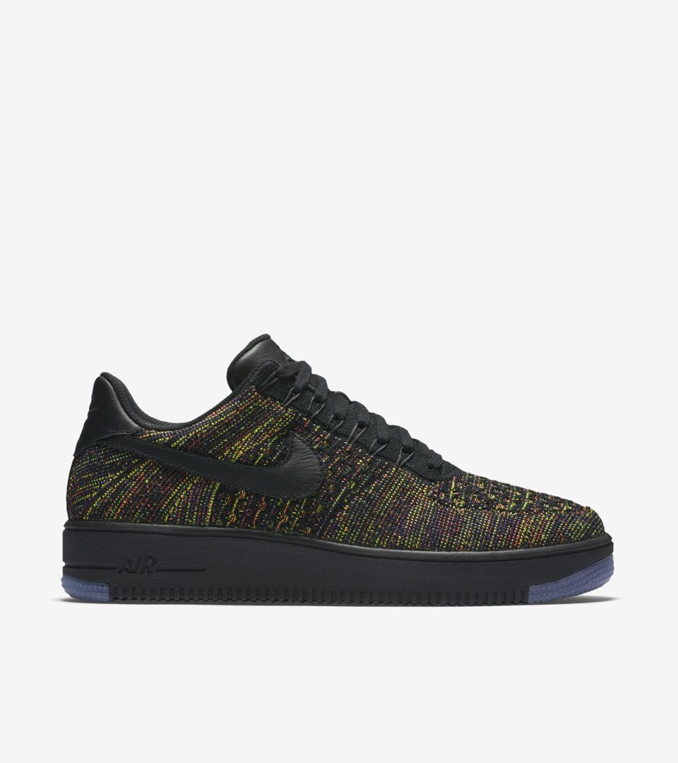 air force 1 flyknit low nike