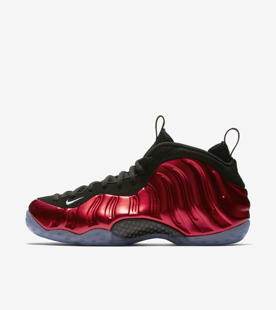 fcfebe5b1c8 Nike Air Foamposite One  Metallic Red  Release Date. Nike⁠+ SNKRS