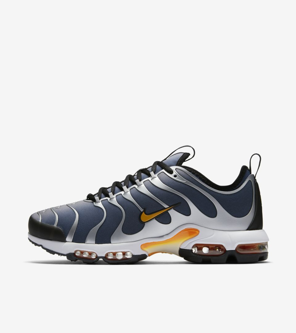 san francisco c5c1b 172ff Nike Air Max Plus Tn Ultra 'Blue Grey' Release Date. Nike⁠+ ...