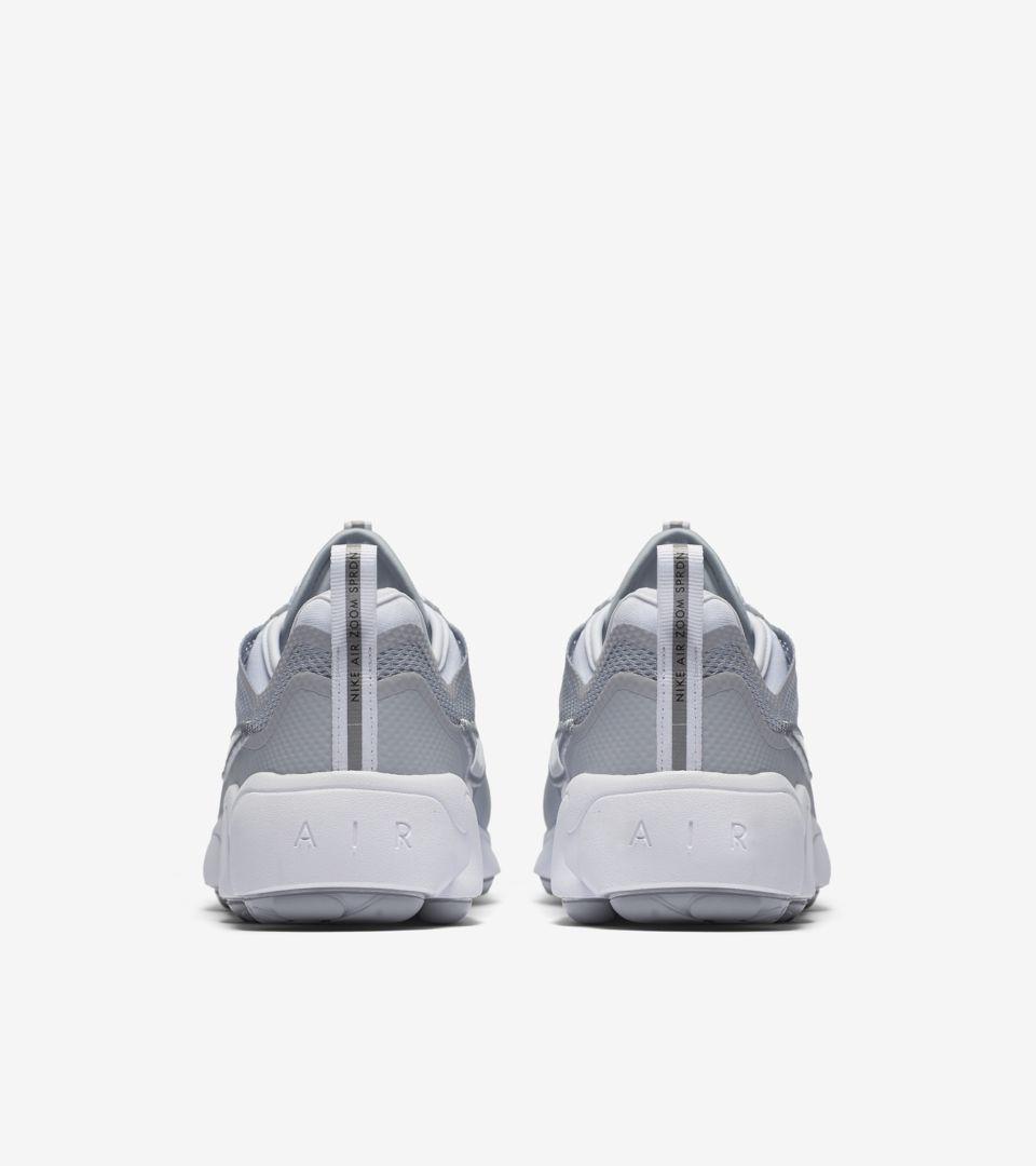 2eac016129b9e Nike Air Zoom Spiridon Ultra  Wolf Grey . Nike+ Launch GB