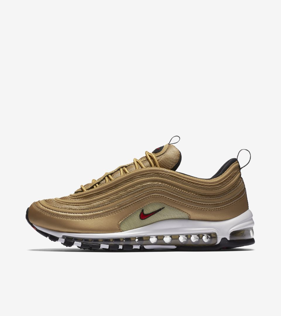 size 40 56e10 85332 METALLIC GOLD.  170. AIR MAX 97 AIR MAX 97 ...