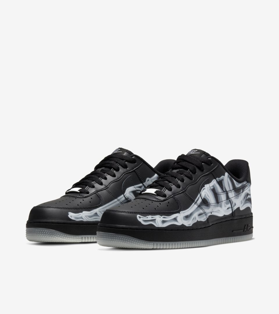 nike air force 1 skeleton