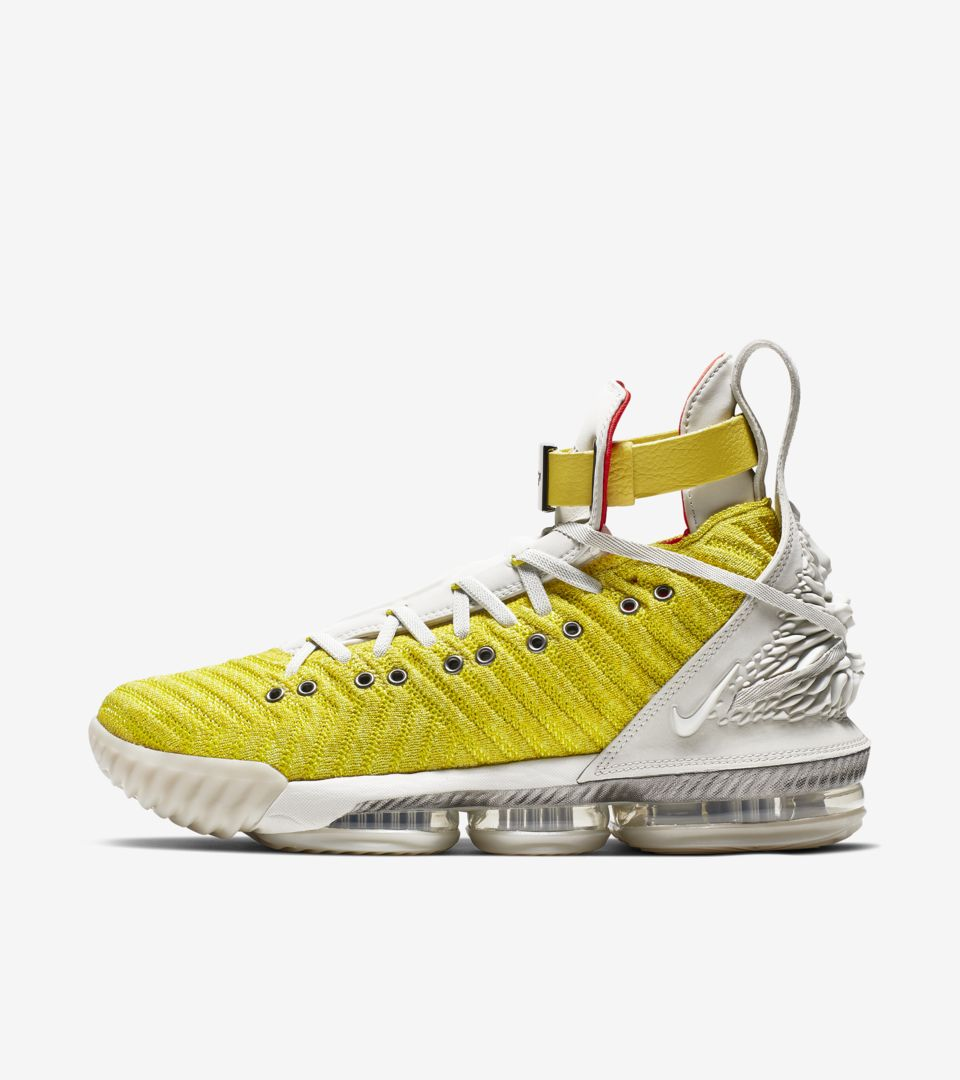 LeBron 16 x HFR 'Harlem Stage' Release Date