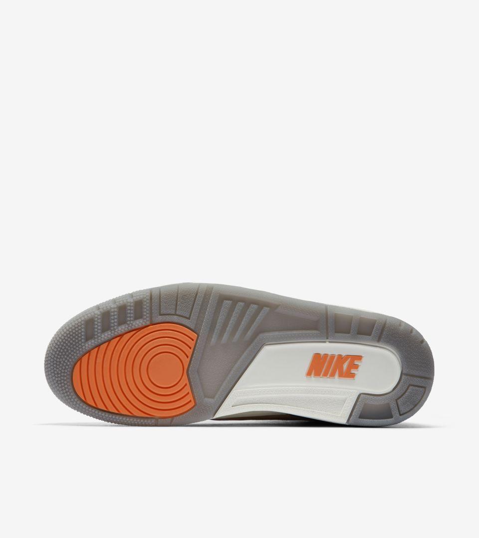 fcc9c4da3237 Air Jordan 3 JTH  Bio Beige  Release Date. Nike+ Launch GB