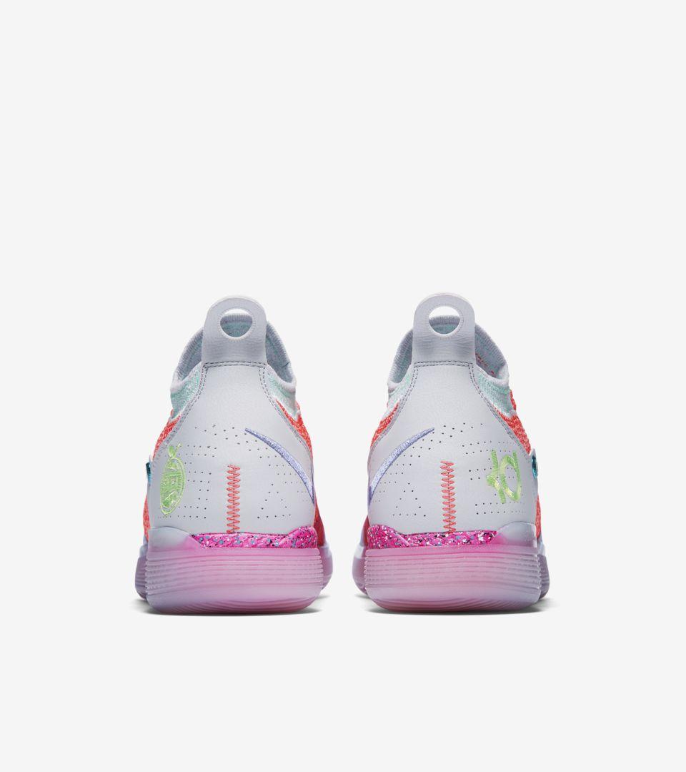 Nike KD 11 'Hot Punch' Release Date