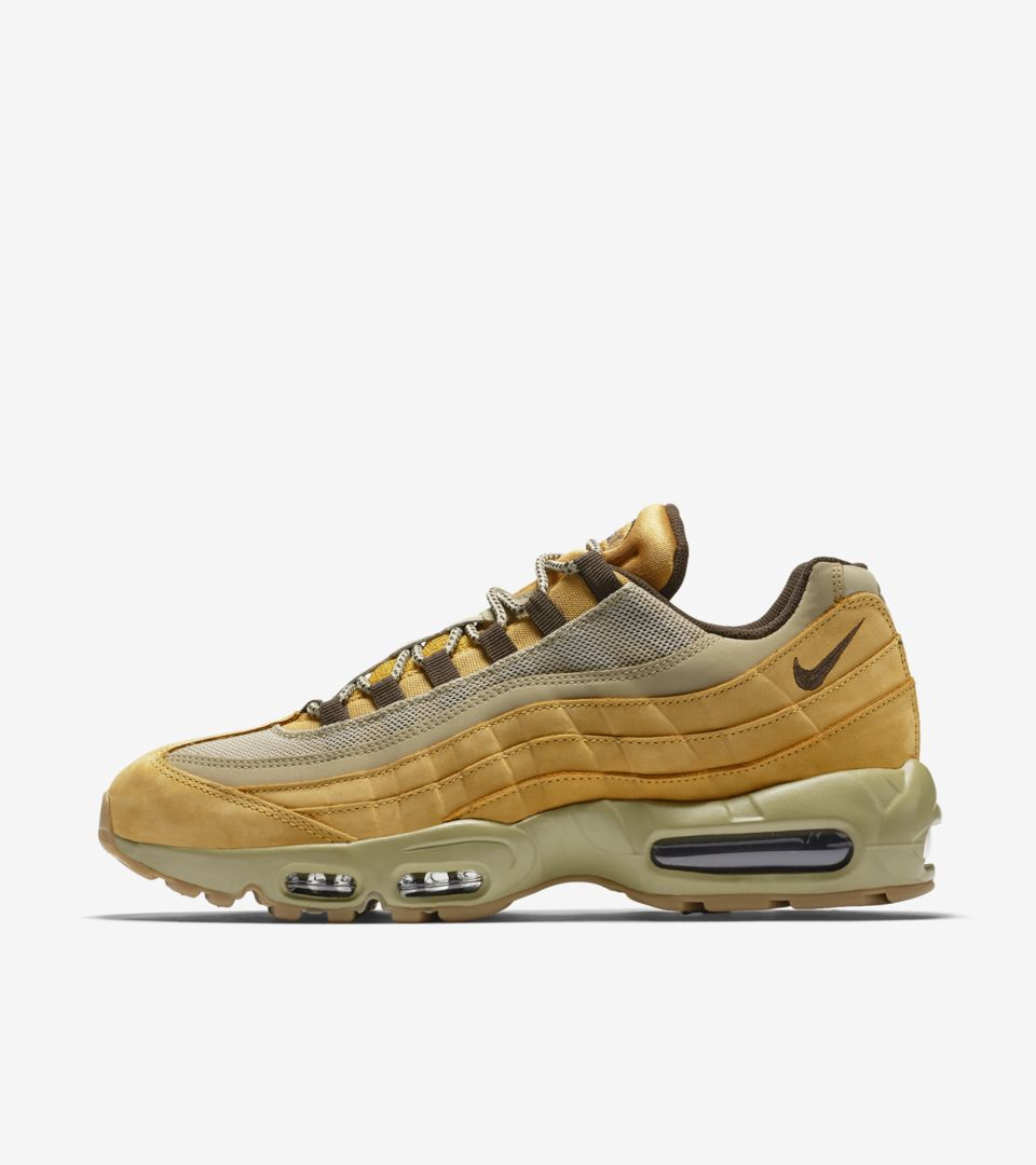 best sell classic styles cheap for discount Nike Air Max 95 Winter 'Bronze & Bamboo'. Release Date. Nike ...