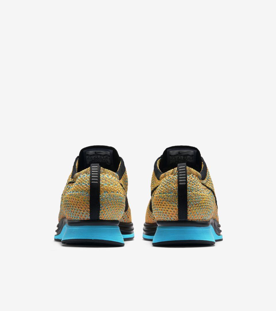 aabc812b5c935 Nike Flyknit Racer  Sherbet  Release Date. Nike+ SNKRS