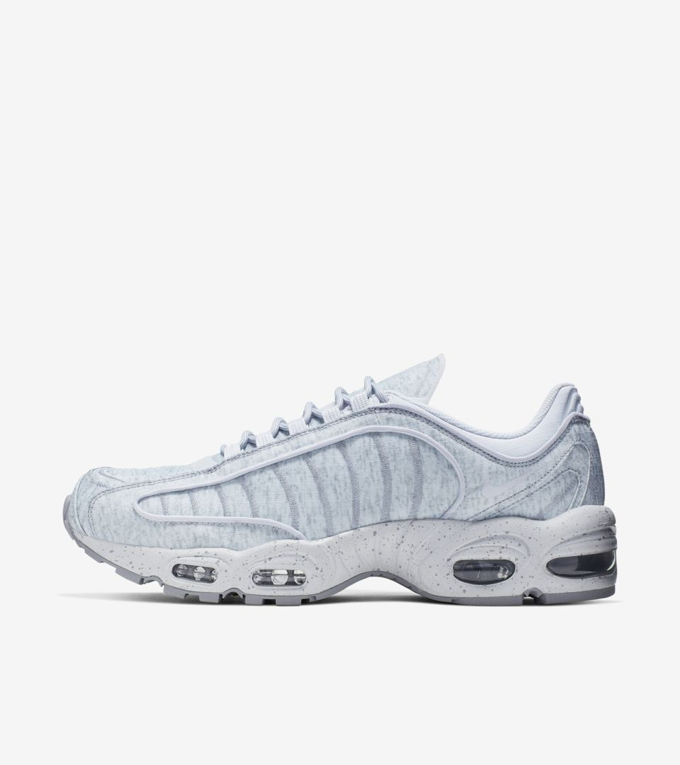sneakers for cheap 41e5f a36b3 Air Max Tailwind IV  Grey Ripstop  Release Date