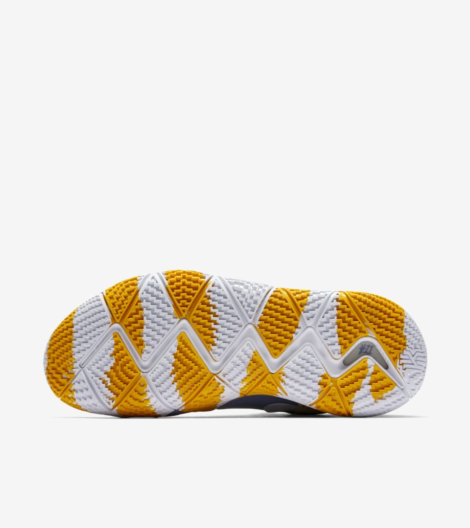 143a80bc118 Kyrie 4  LDN PE  2018 Release Date. Nike+ Launch GB