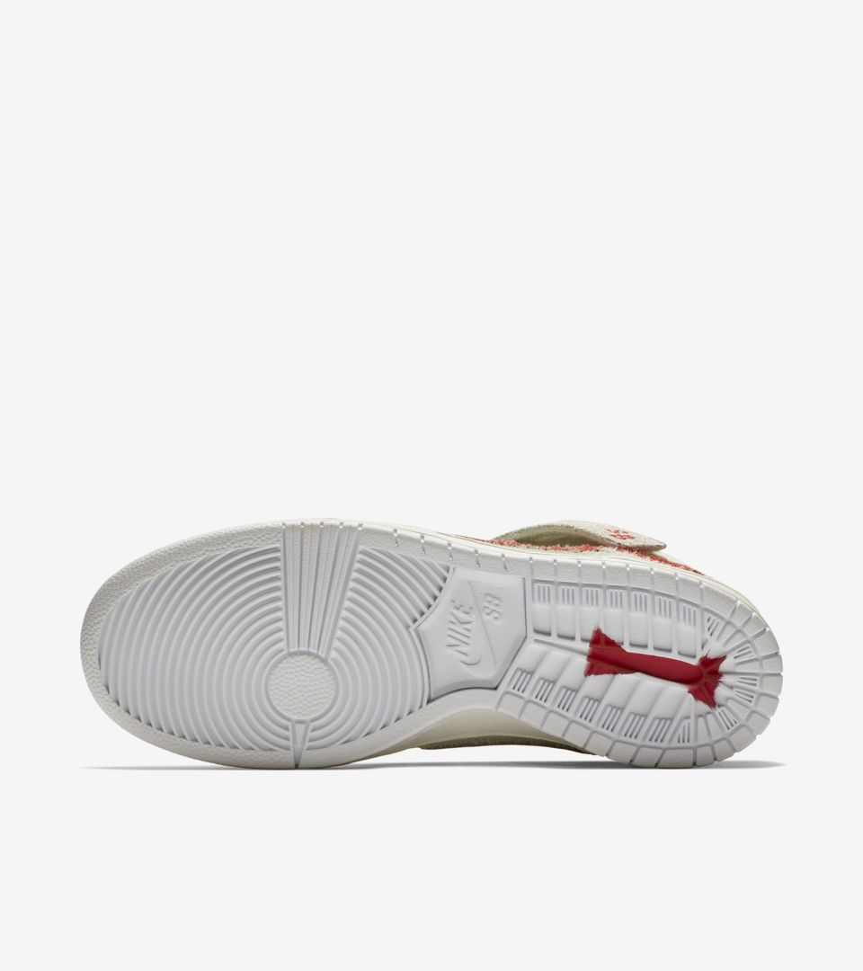 ec086c6eb4b60a Nike SB Dunk Mid Pro Todd Bratrud  White Widow  Release Date. Nike+ ...