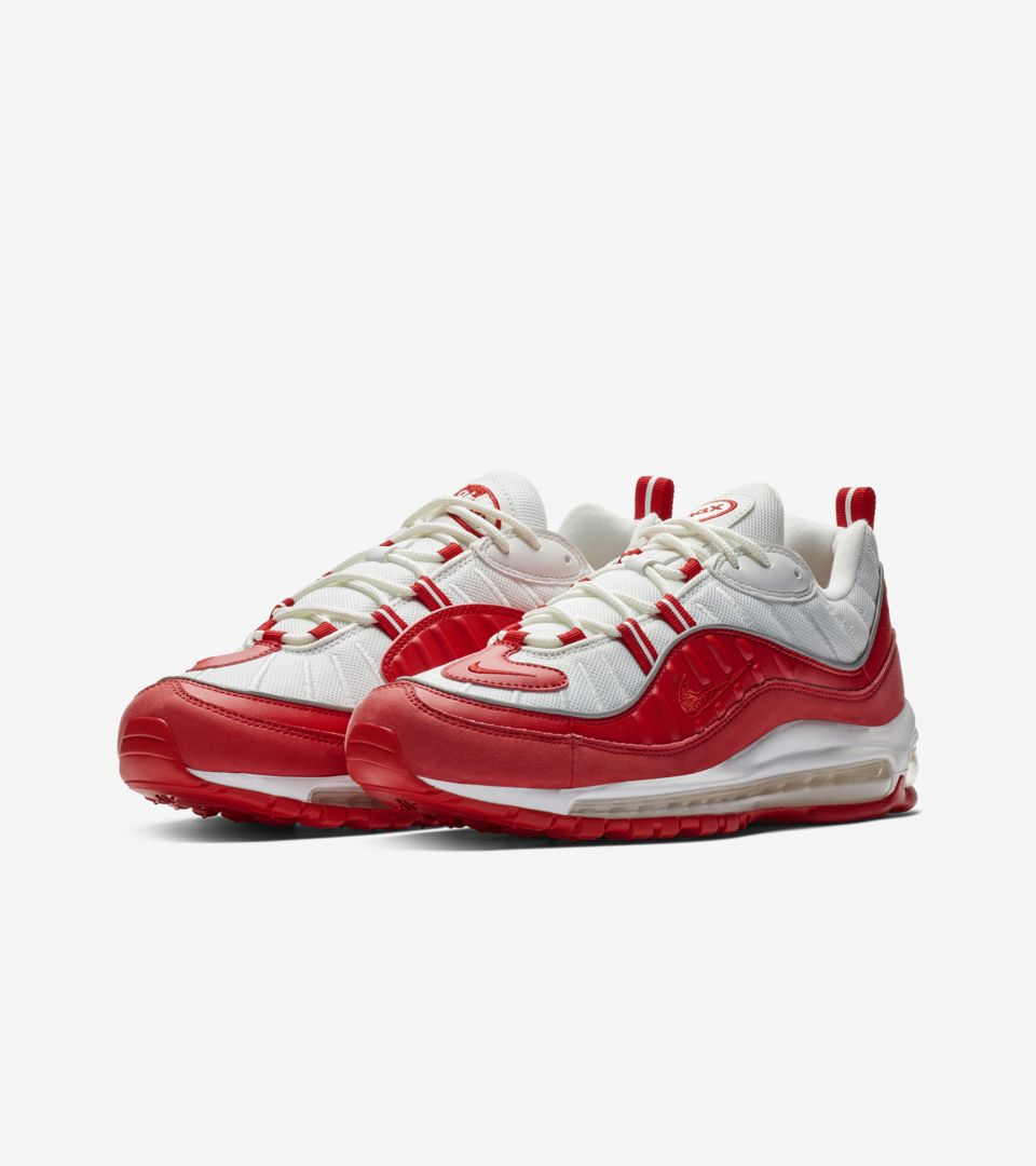 Nike Air Max 98 'University Red' Release Date.